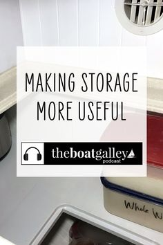 With a little thought about what you'll use, how often, and when you can make the best choices for your limited storage space on the boat. Here's how we did this in our galley. Army Corps Of Engineers, Boat Projects, Storage Spaces, Food Storage, Types Of Food, Stove, Choices, Thoughts, Boating
