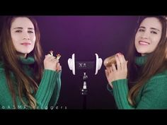 ASMR Twins- Your Ears Are going to Melt! Asmr Video, Makeup Videos, How To Fall Asleep, Ears, Twins, Relax, Hair Styles, Youtube, Beauty