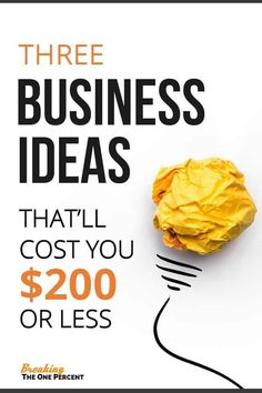 Are you a budding entrepreneur looking to start your own small business? Well, there's good news. The internet makes starting a home based business super easy. Here are a few great cheap, low cost business ideas you can do from home starting today! Make Money Fast, Make Money Blogging, Make Money From Home, Blogging Ideas, Money Tips, Business Ideas For Beginners, Blogging For Beginners, Low Cost Business Ideas, Business Tips