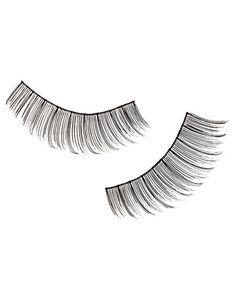 How to apply false-eyelashes