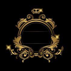 Gold Queen on Behance Wallpaper Iphone Cute, Screen Wallpaper, Snapchat Stickers, Luxury Logo, Turkish Art, Logo Design, Graphic Design, Studio Logo, Instagram Highlight Icons