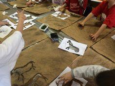 Pittura rupestre...classe 3a - MaestraMarta Art Education, Aide, Africa, Rock Art, Prehistory, Manualidades, Museum, Preschool, Art Education Resources