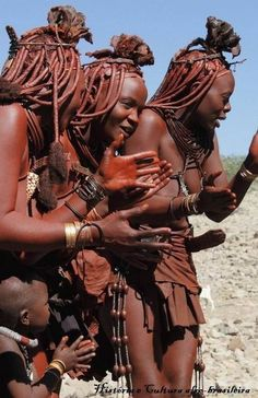 Origens... Himba, Angola