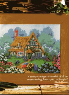 Gallery.ru / Фото #5 - Cross Stitch Collection 108 сентябрь 2004 - tymannost