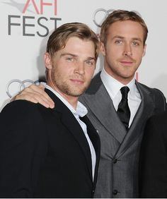 Mike Vogel and Ryan Gosling.