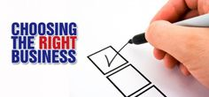 10 Tips for Choosing the Right Internet Business   by Nick James, The Internet Business Coach