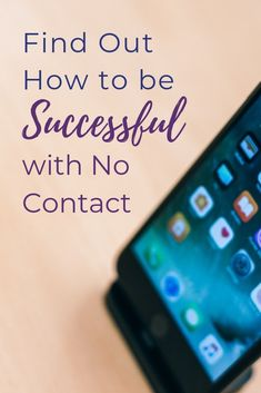 Find Out How to be Successful with No Contact PIN Mental Health Help, Mental Health Journal, Be Gentle With Yourself, Be Kind To Yourself, Getting Over Heartbreak, Self Esteem Affirmations, No Contact, Self Esteem Activities, Building Self Esteem