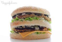 Vegan McDonald's Big Mac