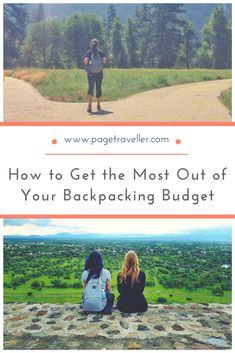 Behold the Ultimate Backpacking Trip Planner! This budget backpackers guide reveals exactly how I get the most out of my backpacking budget and how you can too. Read on to learn my money-saving travel secrets, so that you can save on backpacking costs and take your adventures even further. #travel #travelblogger #traveltips #travelblog #travelling #backpacking #backpacks #budgettravel #budget #budgeting #traveller #travellight #flights #deals #money