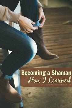 How I Learned to be a Shaman #GeorgeTupak