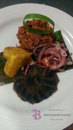 Platillo gourmet a la Mexicana por  www.bougainvilleabodas.com.mx Bodas San Miguel de Allende.
