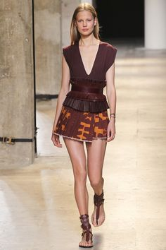 Isabel Marant will always be the fave. Spring 2015 Runway #PFW
