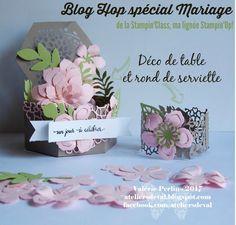 Les Ateliers de Val: Blog Hop spécial Mariage