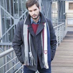 #brandpl #fallwinter14 #fall #winter #autumn #autumnwinter14 #onlinestore #online #store #shopnow #shop #mencollection #men #jacket #pepejeans #denim #shirt #sweater #scarves