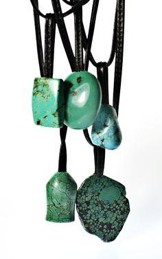 Monies+Turquoise+Necklace