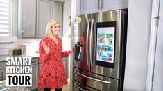 Welcome to the latest Ultimate Smart Home Episode where today we are giving you the Full Smart Kitchen Tour for 2020 and early 2021. Smart Kitchen, Home Technology, Best Laptops, Home Automation, Smart Home, Kitchen Appliances, Tours, Youtube, Kitchen Ideas