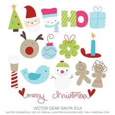 Brand new 2010 Christmas CU all on sale!! HoHoHo Bundle {CU} Purchase individual packs… Vector HoHoHo {CU} HoHoHo Patts {CU} Vector Dear Santa {CU} ♥mt