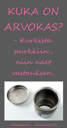 Jokainen ryhmäläinen katsoo vuorollaan purkkiin, jonka pohjaan on liimattu… Les Sentiments, Teaching Kindergarten, Some Ideas, Team Building, Social Skills, Self Esteem, Mindfulness, Place Card Holders, Classroom