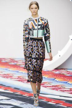 Great skirt. Peter Pilotto