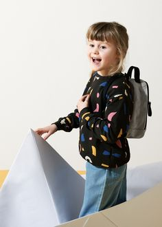 This bag was especially created for the little ones in our lives. A backpack made from healthy materials, with just the right amount of functionality. Using 100% organic cotton canvas (and lining), the Mini Pack is water resistant and features our signature multiple carrying options, adapted for smaller hands. When it's time for a grown-up to carry the bag, its straps can be extended all the way to adult size. - picture by Mirjam Kluka© Cotton Canvas, Little Ones, Baby Car Seats, Organic Cotton, Backpack, Packing, Product Launch, Hands, Children