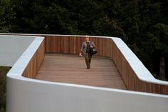 Pictures - Pedestrian Bridge - Ribeira de Carpinteira - Architizer