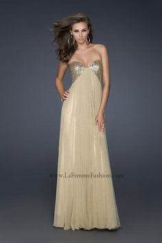 La Femme Dress 16977  338$