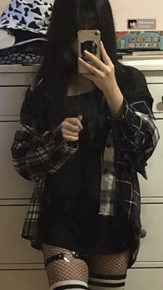 Swaggy Outfits, Edgy Outfits, Grunge Outfits, Cute Casual Outfits, Pretty Outfits, Aesthetic Grunge Outfit, Aesthetic Fashion, Aesthetic Clothes, Egirl Fashion