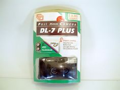NEW Fuji DL-7 Plus 35mm Film Camera #Fujifilm - FOR SALE HERE --> http://www.ebay.com/sch/pealfaro/m.html?_nkw=&_armrs=1&_ipg=&_from=