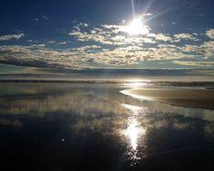 #Ogunquit Beach in the morning.