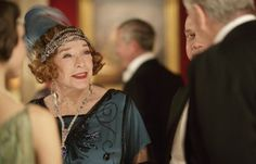 Downton Abbey hats and costumes