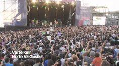 Verte Reir- No Te Va Gustar [Personal Fest 2013] (+lista de reproducción)