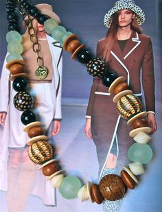 Buy your gemstone jewellery at ArtlloydDesign on Etsy.com Stunning Wallpapers, African Beads, Necklace Designs, Gemstone Jewelry, Women's Fashion, Style Inspiration, Jewellery, Gemstones, Interior Design