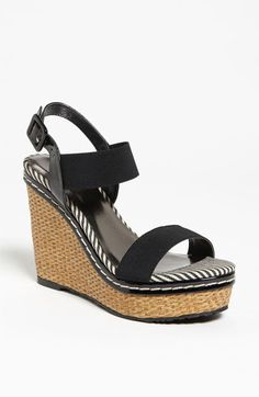 Charles by Charles David 'Tapia' Wedge Sandal (Online Exclusive) available at #Nordstrom