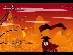 kung fu panda concept art GIF - Google Search