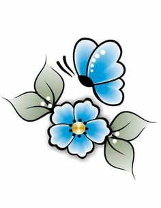 This would be a cute tattoo... I would do it in purple though instead.