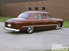 1949 Ford Two Door Sedan Maintenance/restoration of old/vintage vehicles: the material for new cogs/casters/gears/pads could be cast polyamide which I (Cast polyamide) can produce. My contact: tatjana.alic@windowslive.com