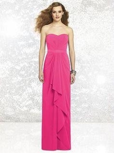 Social Bridesmaids Style 8132 http://www.dessy.com/dresses/bridesmaid/8132/