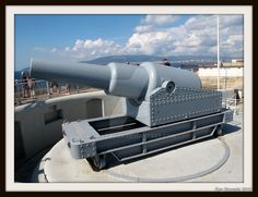 The Big Gun atop Gibraltar 2014 by Roy-Szweda.deviantart.com on @DeviantArt