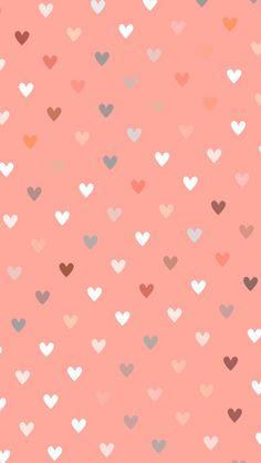 Heart pattern Lit Wallpaper, Free Phone Wallpaper, Heart Wallpaper, Kawaii Wallpaper, Colorful Wallpaper, Pattern Wallpaper, Cute Wallpaper Backgrounds, Cute Wallpapers, Wallpaper Wallpapers
