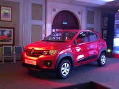 Renault Kwid hatchback launched in India at Rs 2.56 lakh