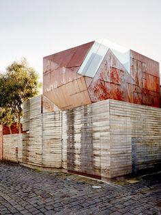 Ian Browne, Kirsten Chadwick and Family — The Design Files | Australia's most popular design blog.