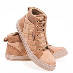 These All Star sneakers style belong to our Montado collection. Proudly produced in Portugal with the best cork in the world. Sneakers Style, Sneakers Fashion, All Star, Cork, Stars, Shopping, Women, Women's, Corks