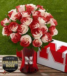 University of Nebraska – Lincoln Cornhuskers - roses