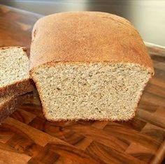 Pão de Manteiga e Mel   Máquina de Pão