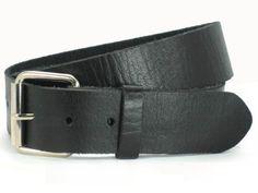 Vintage Genuine Soft Hand Oil-Tanned Leather Snap on Buckle Belt Size: M - 36 Color: Black beltiscool. $21.75. Save 13%!