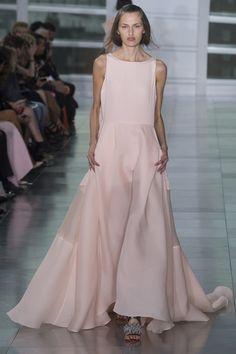 Antonio Berardi Spring 2015. See the entire collection on Vogue.com.