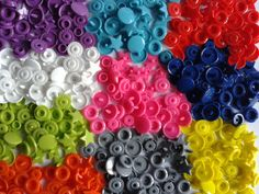 estrellas de colores star colors estrelles de colors Diy, Shapes, Bricolage, Do It Yourself, Homemade, Diys, Crafting