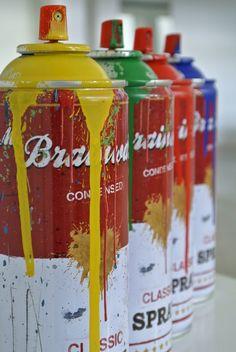 Mr. Brainwash. #mrbrainwash http://www.widewalls.ch/artist/mr-brainwash/
