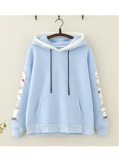 Discover latest cute hoodies and pullover sweatshirts for women / girls / couples from Modakawa. Cozy and yet durable, lovely and trendy sweatshirts and hoodies with cartoons, animals, hooded ears, drawstrings and stylish colors. Mode Kawaii, Kawaii Cat, Kawaii Makeup, Kawaii Room, Kawaii Stuff, Kawaii Girl, Kawaii Anime, Cute Fashion, Fashion Outfits