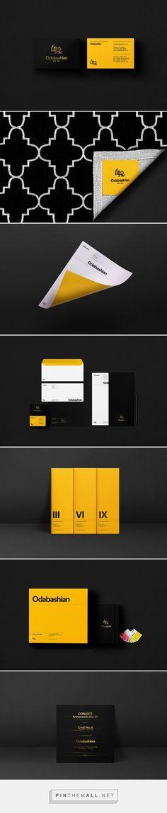 Odabashian on Behance | Fivestar Branding – Design and Branding Agency & Inspiration Gallery